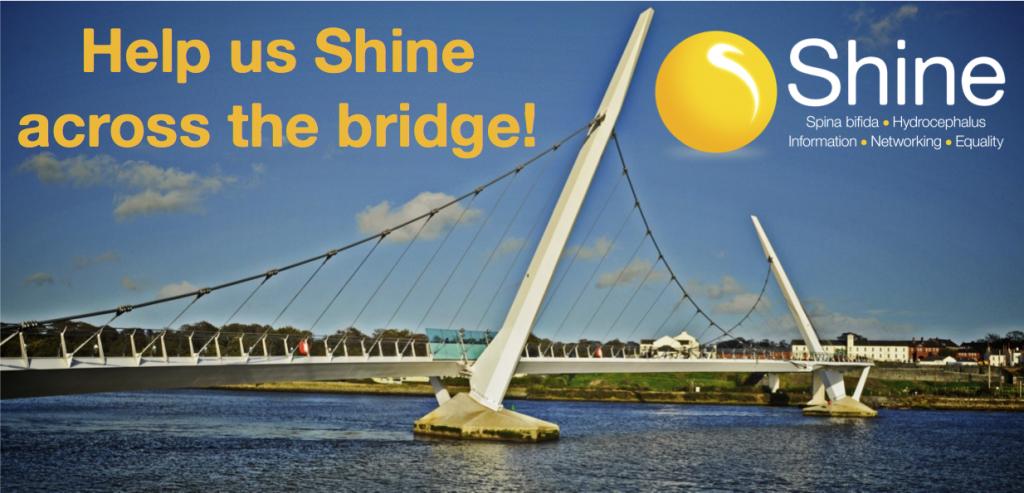 Shine across the bridge