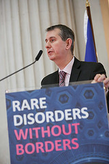 NI Health Minister, Edwin Poots